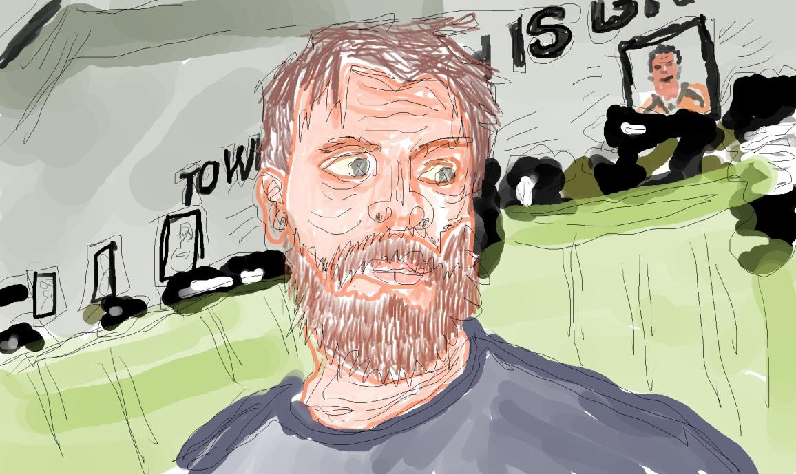 Shea Weber beard